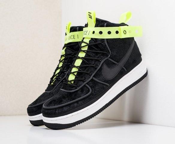 Nike x Magic Stick Air Force 1 Hi VIP черные