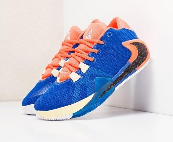 Nike Zoom Freak 1 синие