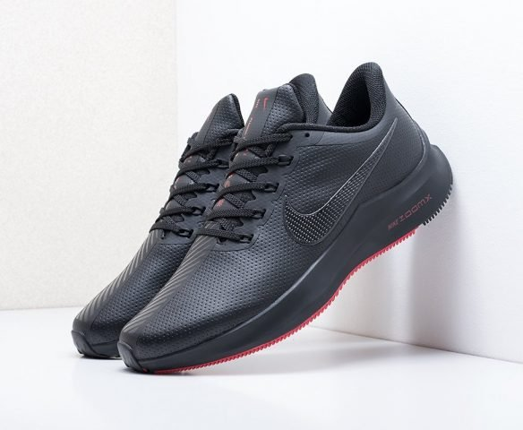 Nike Zoom Pegasus 35 Turbo черные с красным