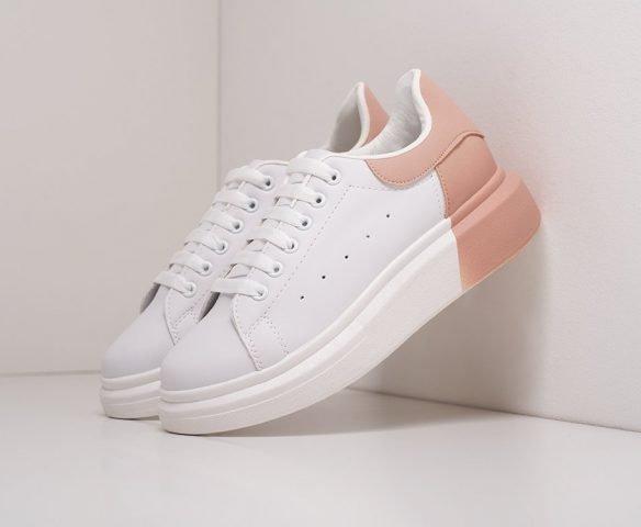 Fashion бело-розовые
