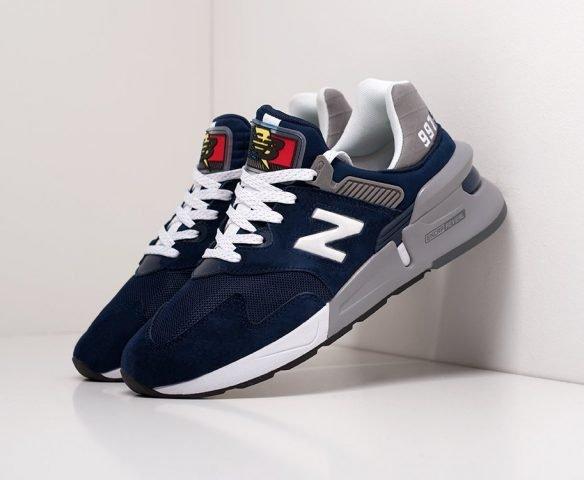 New Balance 997 Sport dark blue