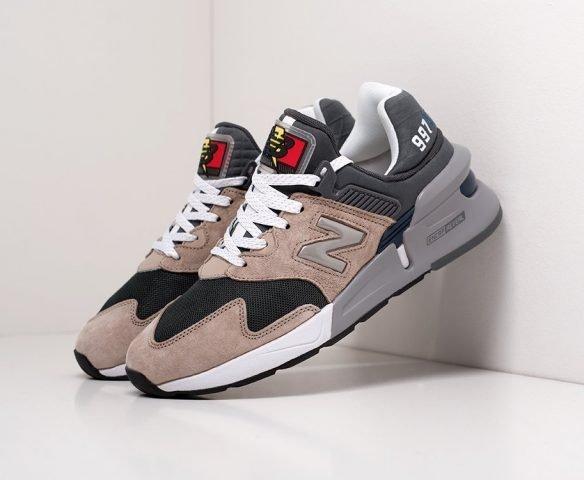 New Balance 997 Sport brown