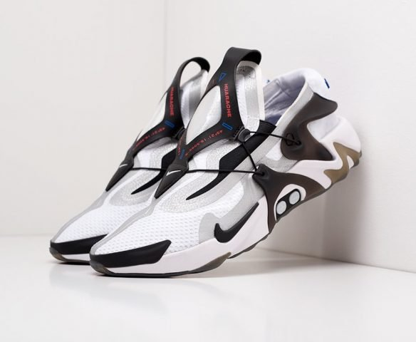 Nike Adapt Huarache white-grey