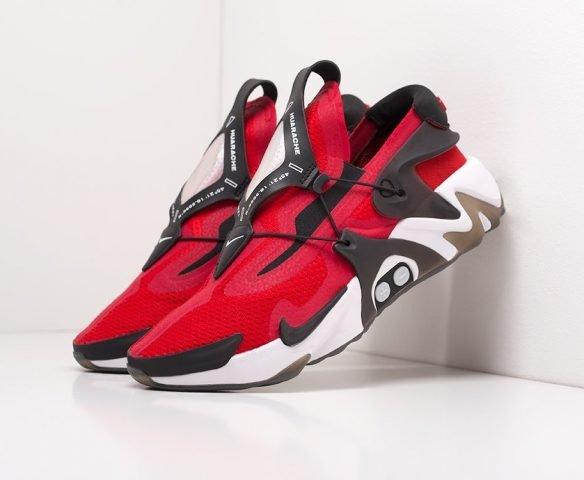 Nike Adapt Huarache red