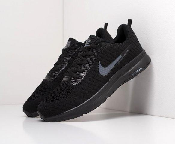 Nike Air Pegasus +30 черные с серым