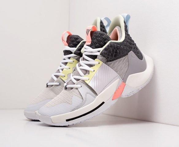 Nike Jordan Why Not Zer0.2 grey