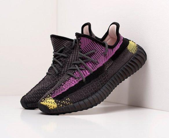 Adidas Yeezy 350 Boost v2 black-purple