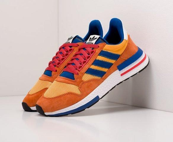 Adidas ZX 500 RM оранжевые