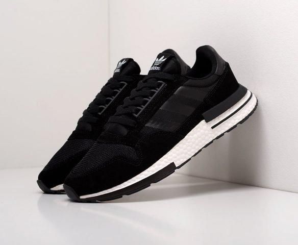 Adidas ZX 500 RM white-black
