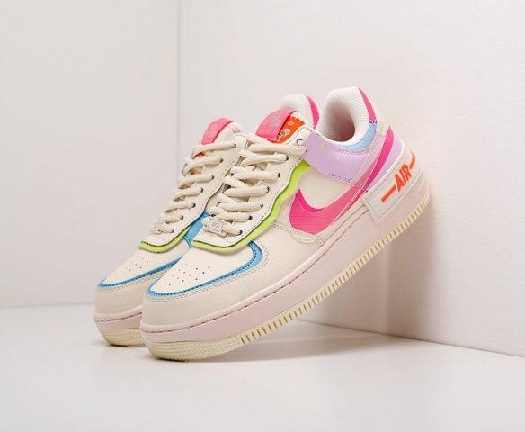 Nike Air Force 1 Shadow разноцветные