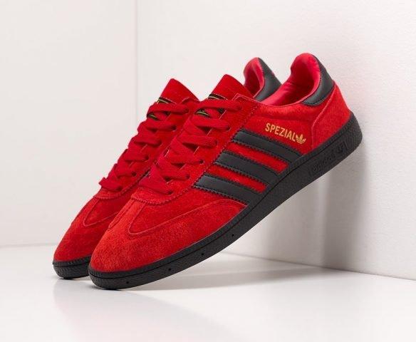 Adidas Spezial красные