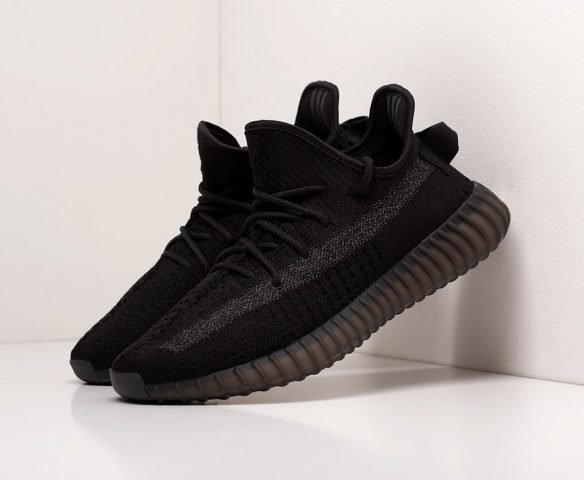 Adidas Yeezy 350 Boost v2 low black