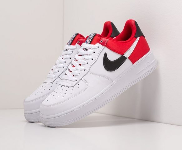 Nike Air Force 1 07 LV8 1 white-red