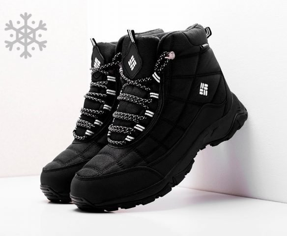 Columbia black winter