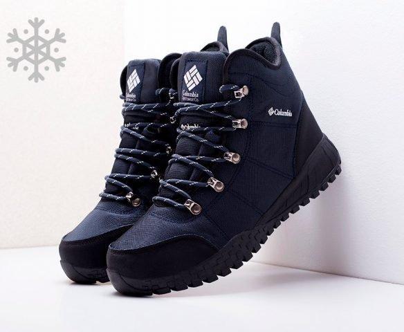 Columbia blue winter