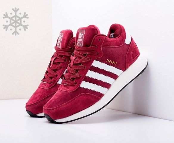 Adidas Iniki Runner Boost winter red