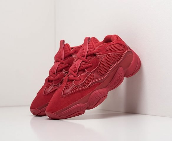 Adidas Yeezy 500 red