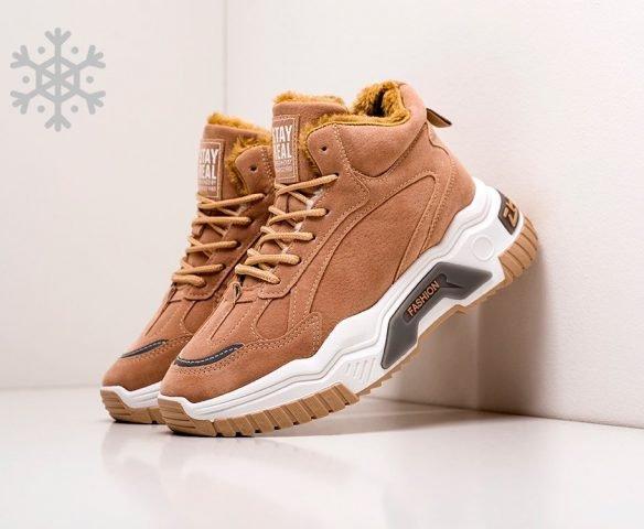 Fashion brown winter