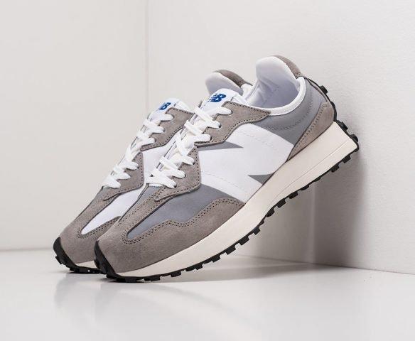 New Balance 327 grey