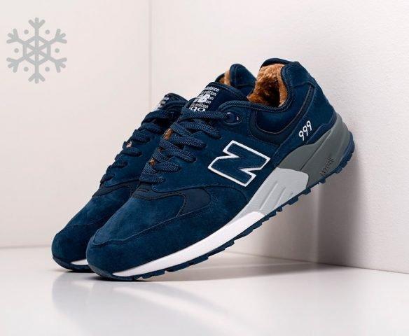 New Balance 999 winter blue