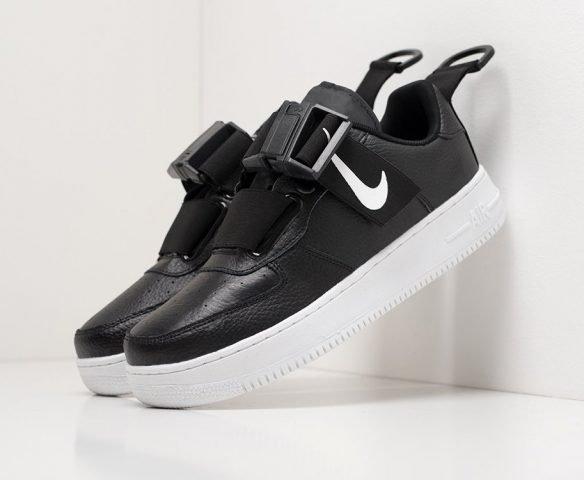 Nike Air Force 1 Utility черные