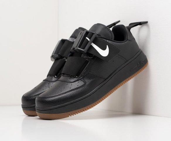 Nike Air Force 1 Utility black