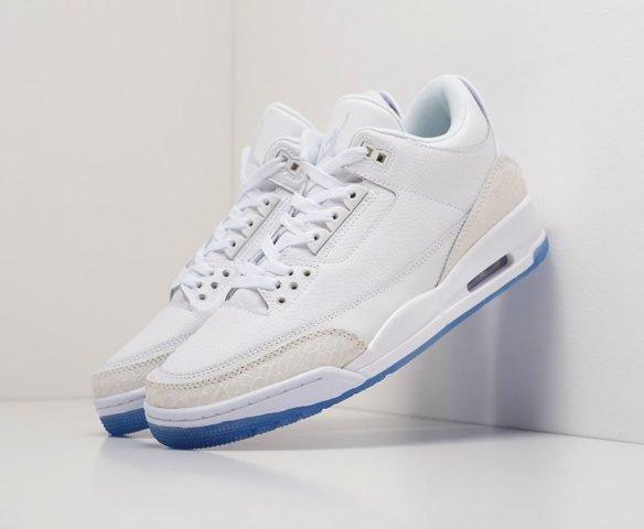 Nike Air Jordan 3 white