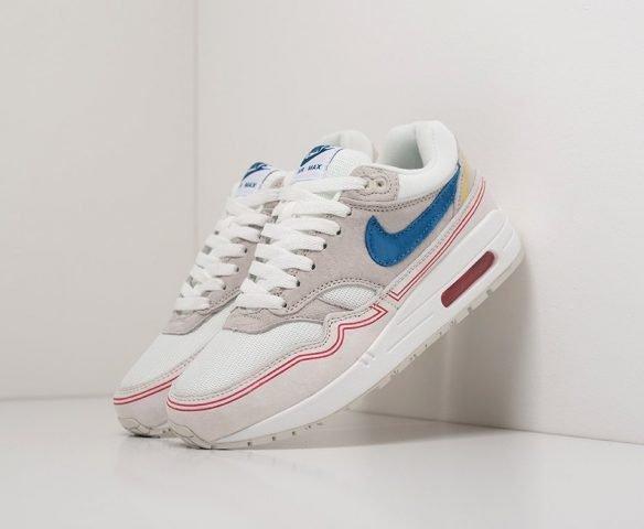 Nike Air Max 1 белые