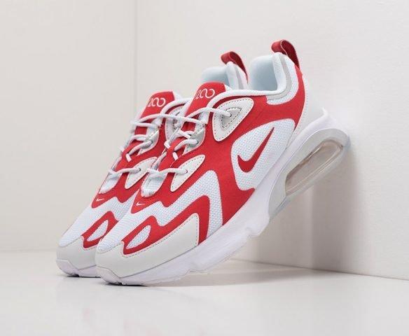 Nike Air Max 200 white-red