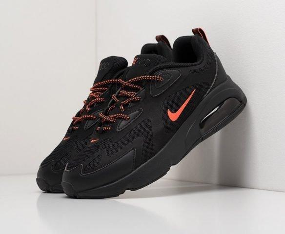 Nike Air Max 200 black