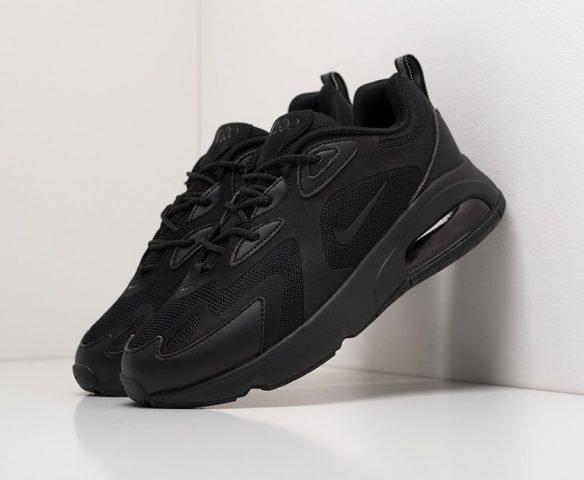 Nike Air Max 200 черные