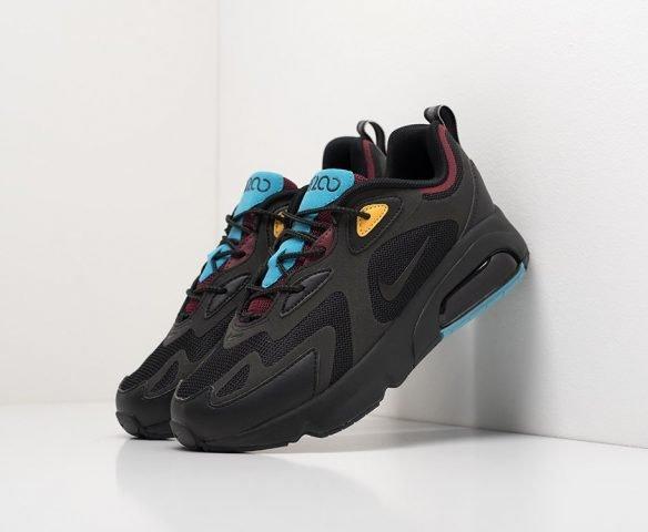 Nike Air Max 200 black-blue