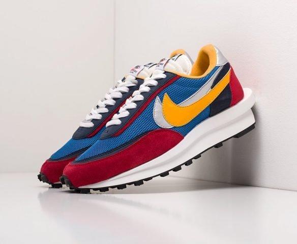 Nike x Sacai LDV Waffle разноцветные