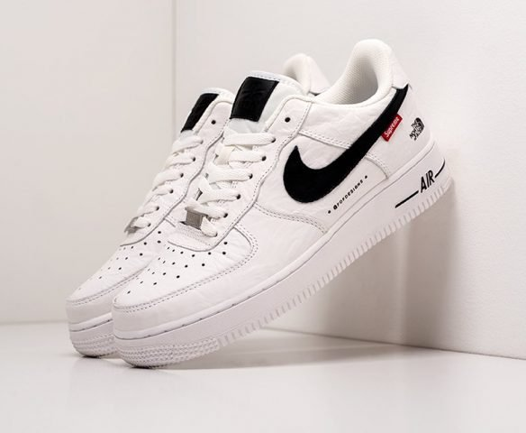 Nike x The North Face Force 1 white