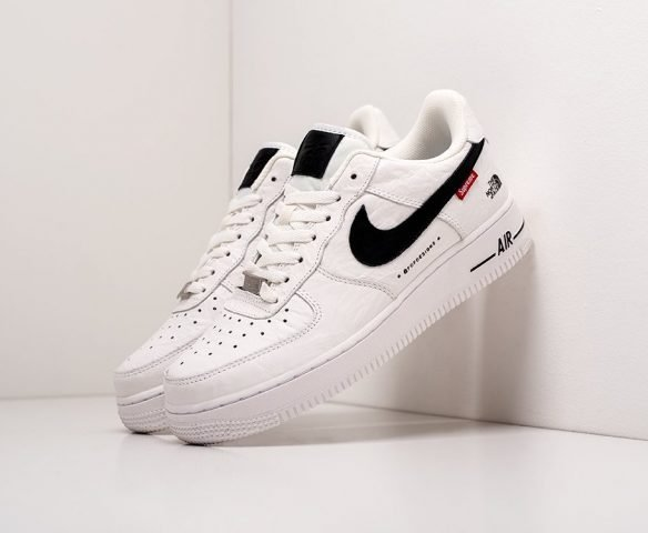 Nike x The North Face Force 1 белые