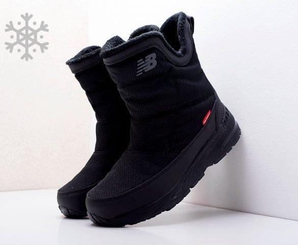 Сапоги New Balance black
