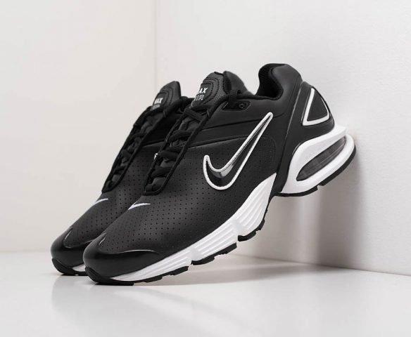 Nike Air Max Jewell черно-белые