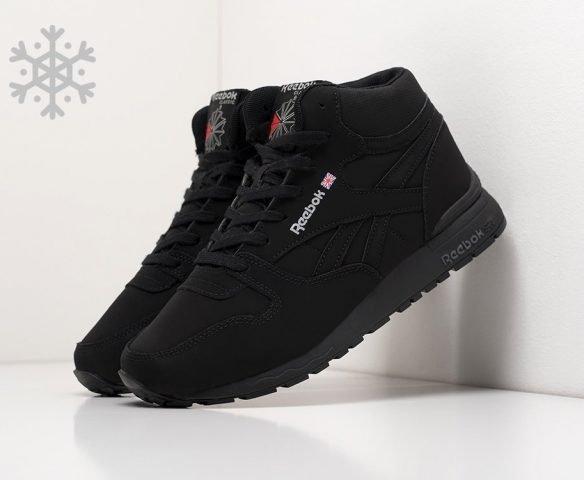 Reebok Classic зимние black