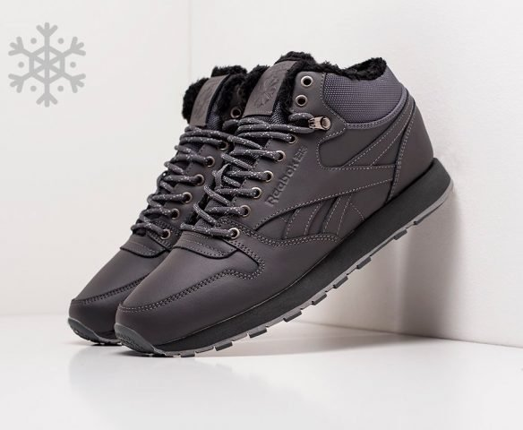 Reebok Classic Leather Mid Ripple grey