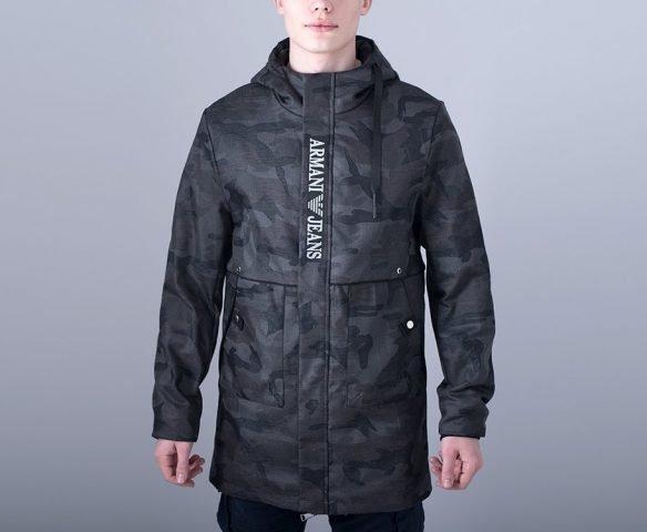 Куртка Emporio Armani камуфляж