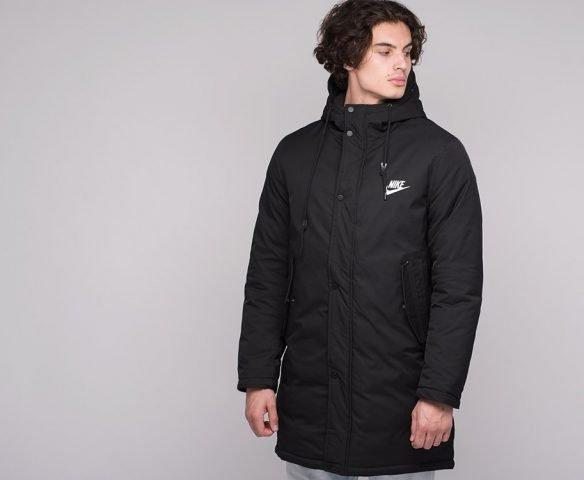 Куртка Nike черная (black)