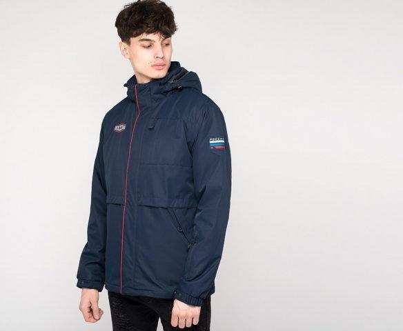 Куртка Россия синяя