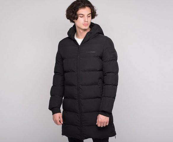 Куртка зимняя Calvin Klein черная