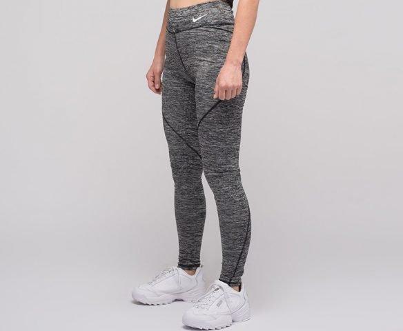 Леггинсы Nike серые