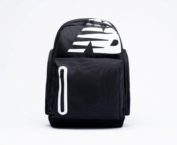 Рюкзак New Balance черно-белый