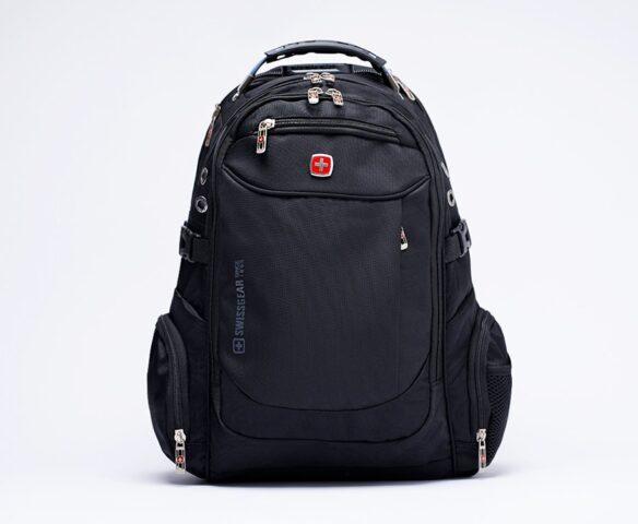 Черный рюкзак Swissgear