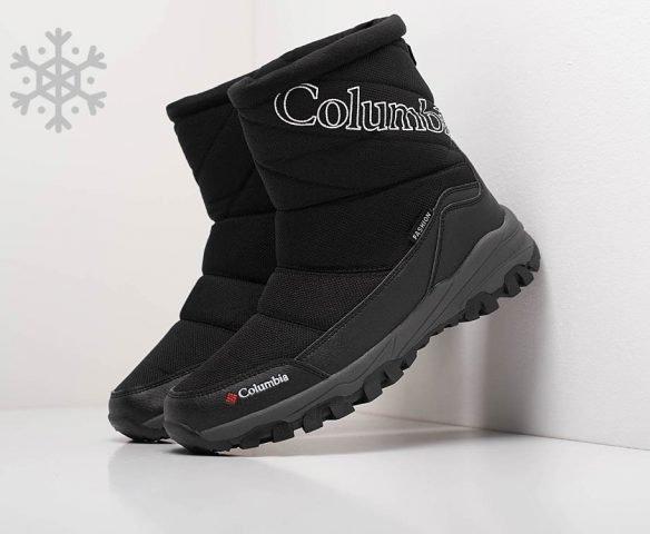 Сапоги Columbia черные