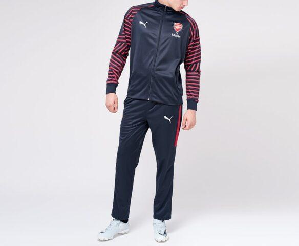 Спортивный костюм Puma FC Arsenal темно-синий