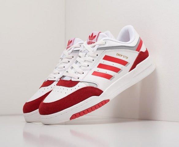 Adidas Drop Step белые