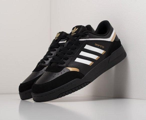Adidas Drop Step черные (black)